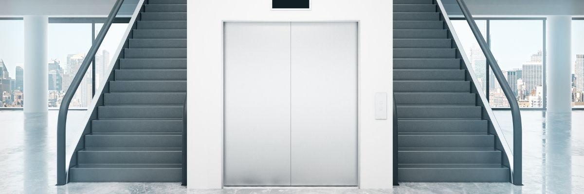 ascensores y zonas comunes