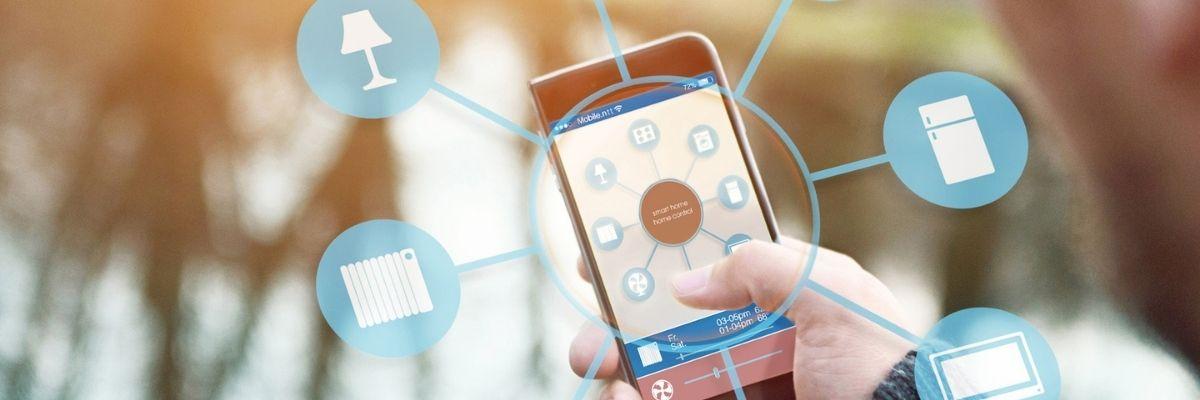 controla tu hogar desde el móvil