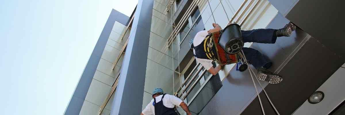 Limpieza de fachadas en Comunidades de vecinos