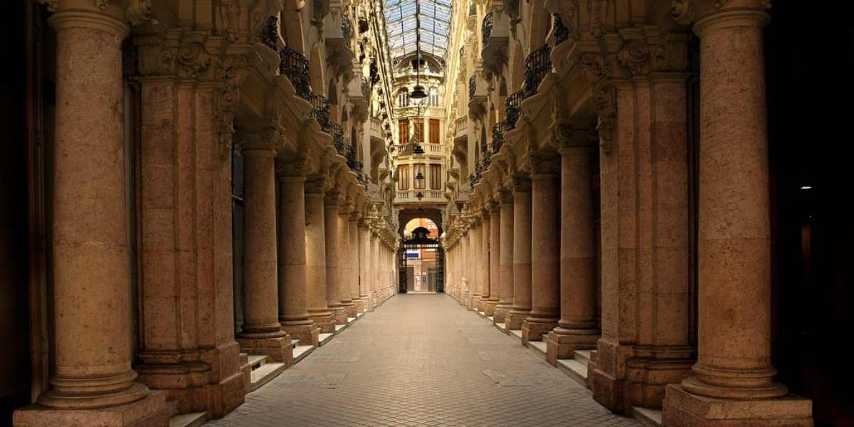 Pasaje de Lodares Albacete